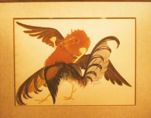 Jack Lord Art